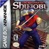 Обложка игры The Revenge of Shinobi
