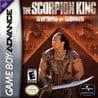 Обложка игры The Scorpion King: Sword of Osiris