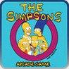 Обложка игры The Simpsons Arcade Game
