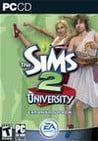 Обложка игры The Sims 2 University