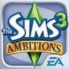 Обложка игры The Sims 3: Ambitions