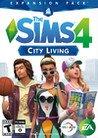 Обложка игры The Sims 4: City Living