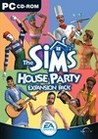 Обложка игры The Sims: House Party