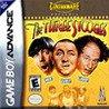 Обложка игры The Three Stooges