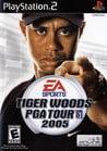 Обложка игры Tiger Woods PGA Tour 2005