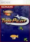 Обложка игры Time Pilot