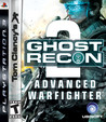 Обложка игры Tom Clancy's Ghost Recon Advanced Warfighter 2