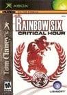 Обложка игры Tom Clancy's Rainbow Six Critical Hour