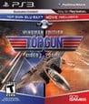 Обложка игры Top Gun