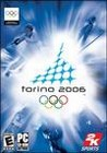 Обложка игры Torino 2006 - the Official Video Game of the XX Olympic Winter Games