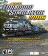 Обложка игры Trainz Railroad Simulator 2006