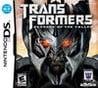 Обложка игры Transformers: Revenge of the Fallen - Decepticons