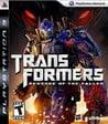 Обложка игры Transformers: Revenge of the Fallen