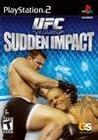 Обложка игры UFC: Sudden Impact