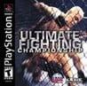 Обложка игры Ultimate Fighting Championship