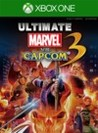 Обложка игры Ultimate Marvel vs. Capcom 3