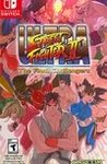 Обложка игры Ultra Street Fighter II: The Final Challengers