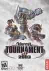 Обложка игры Unreal Tournament 2003