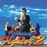 Обложка игры Virtua Fighter 2
