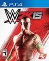 Обложка игры WWE 2K15