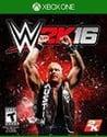 Обложка игры WWE 2K16