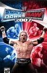 Обложка игры WWE SmackDown vs. Raw 2007