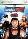 Обложка игры WWE SmackDown vs. Raw 2008