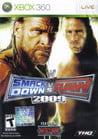 Обложка игры WWE SmackDown vs. Raw 2009