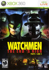 Обложка игры Watchmen: The End Is Nigh Parts 1 and 2