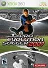 Обложка игры Winning Eleven: Pro Evolution Soccer 2007