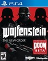 Обложка игры Wolfenstein: The New Order