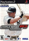Обложка игры World Series Baseball 2K3