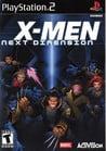 Обложка игры X-Men: Next Dimension