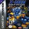 Обложка игры X-Men: Reign of Apocalypse