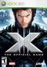 Обложка игры X-Men: The Official Game