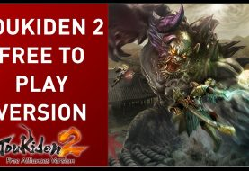 Toukiden 2 : Free Alliances version (бесплатная версия)
