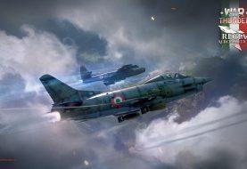 Релиз итальянской ветки самолётов в War Thunder