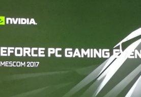 Gamescom 2017 // NVidia GeForce PC Gaming Event