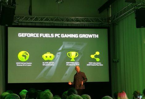 Мероприятие Nvidia на Gamescom 2017