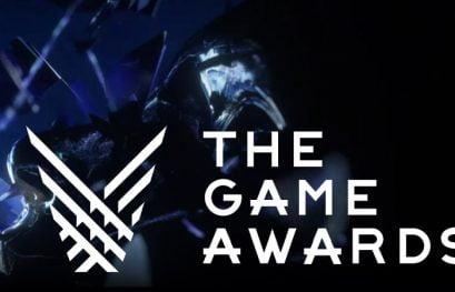 Скоро The Game Awards 2017