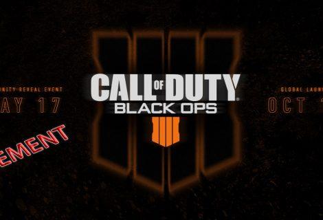 Black Ops 4 teaser