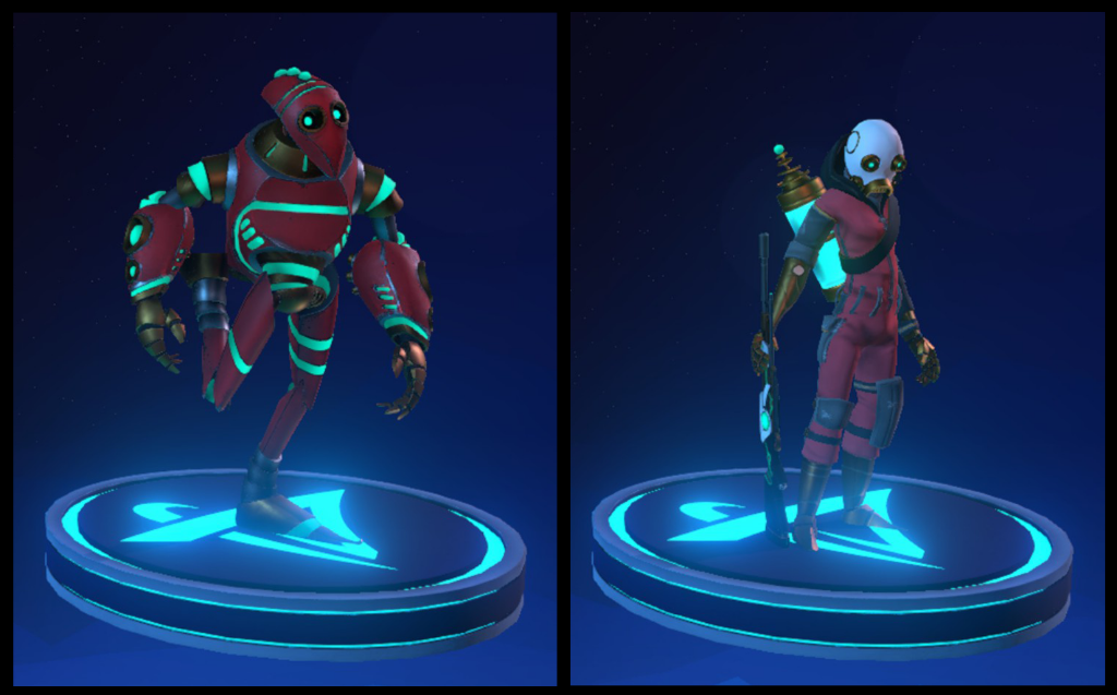 Aftercharge teams