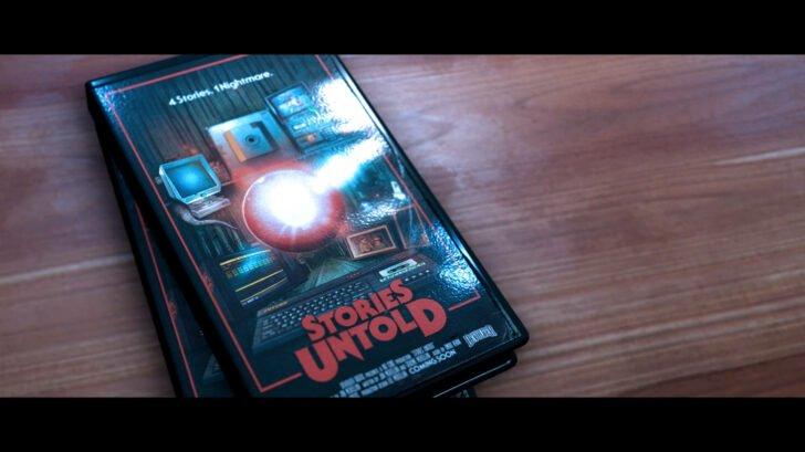 Stories Untold — повествовательная экспериментальная приключенческая игра