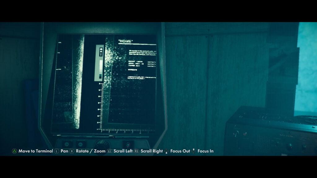 Скриншот квеста Stories Untold PS4
